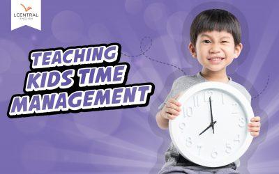 Teaching Kids Time Management