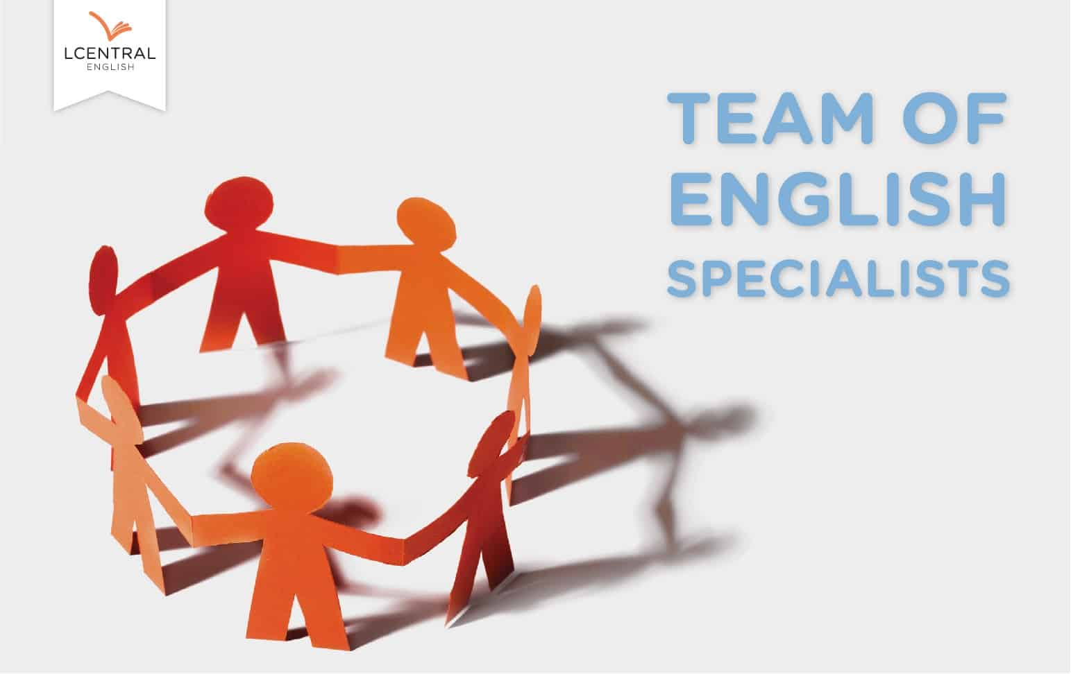 Blog author LCentral team of English specialists