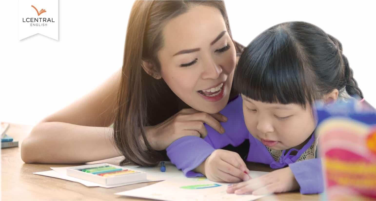 LCentral English Enrichment Tuition Singapore Developing Pre-reading Skills Concept of print