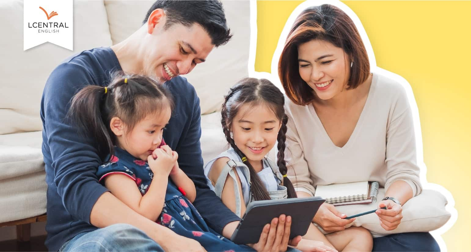 LCentral English Enrichment Tuition Singapore Developing Pre-reading Skills Language and Comprehension