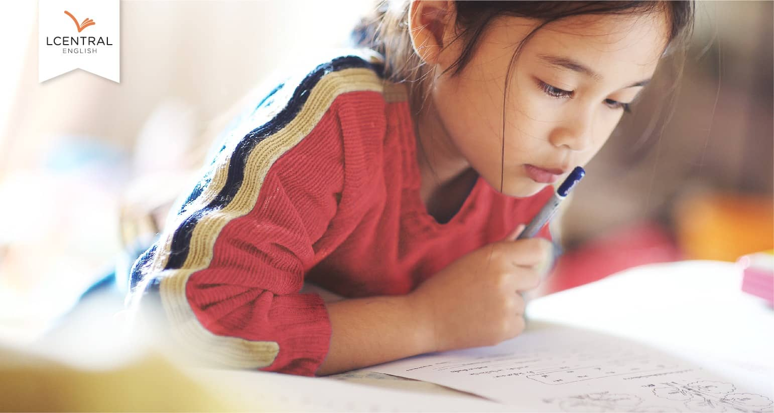 LCentral English Enrichment Tuition Singapore Developing Pre-reading Skills Motivation to read