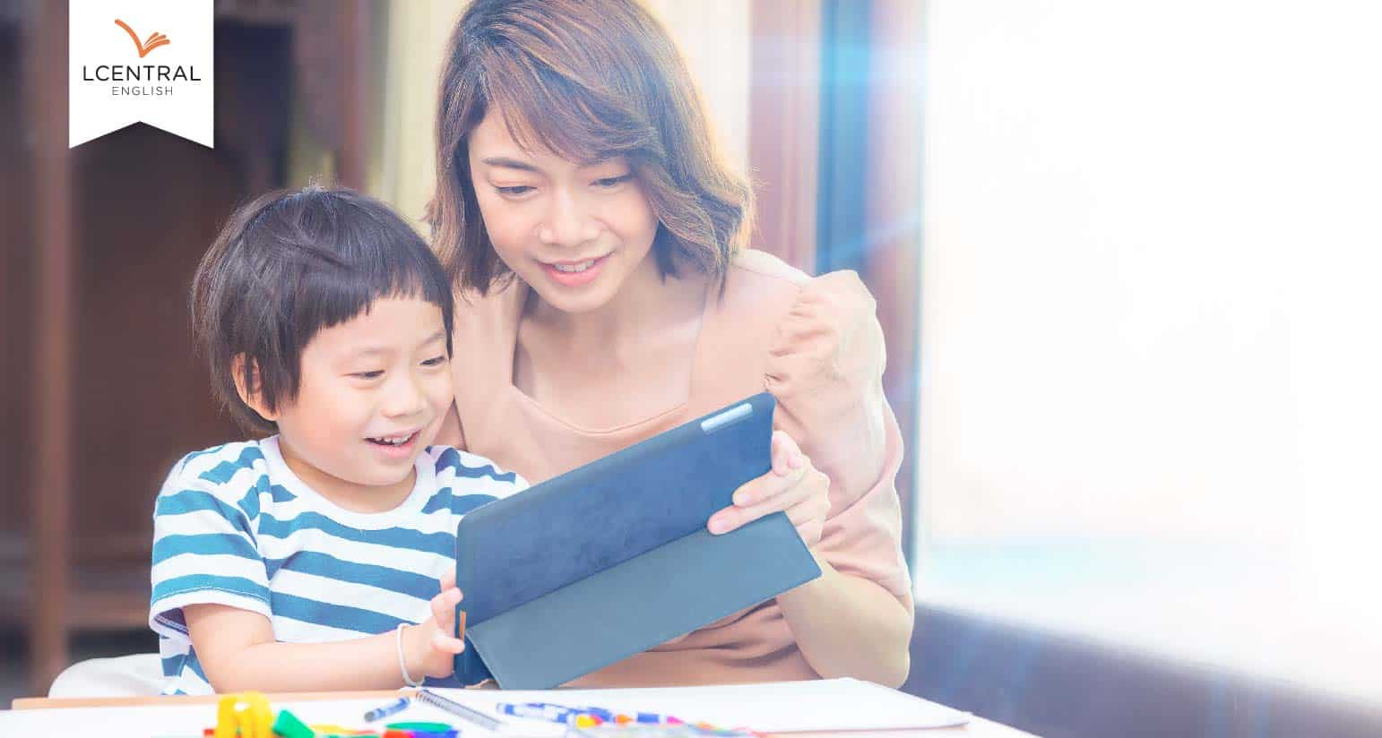 LCentral English Enrichment Tuition Singapore Getting the most out of screen time quality content
